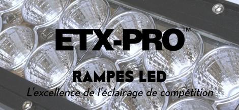 Rampes ETX-PRO™