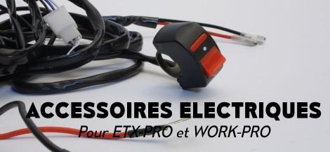 Accessoires électriques