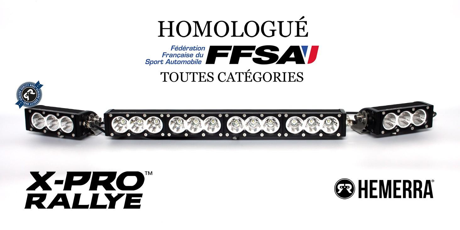 Homologué FFSA Toutes Catégories